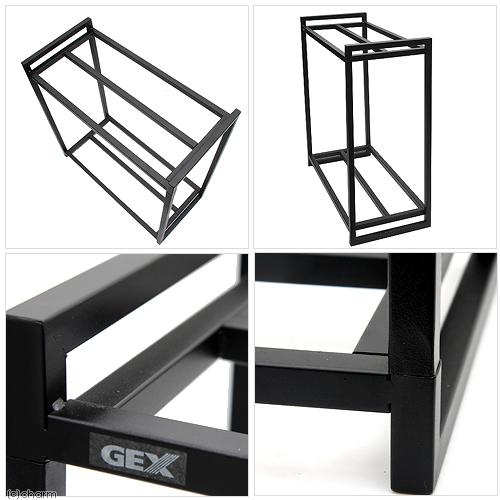 Gex Steel Aquarium Stand 60cm 黑色 Cg Aquarium Story