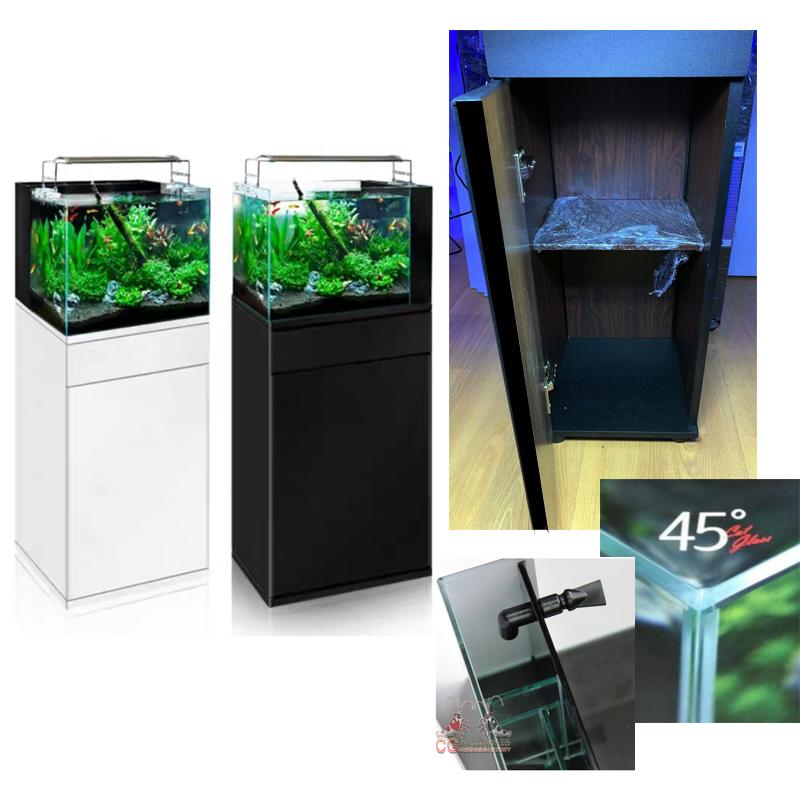 Aquarium Stand And Wood Cabinet Cg Aquarium Story